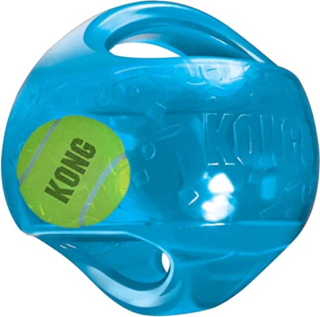 Kong jumbler Ball Medium/Large), varios colores: Amazon.es ...