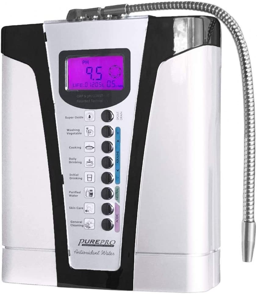 ionizador Agua purepro ja-703: Amazon.es: Hogar