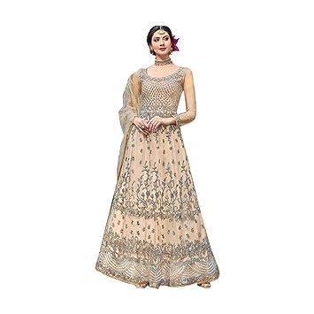 5dd6015f0 Image Unavailable. New Indian/Pakistani Designer Georgette Party Wear  Anarkali ...