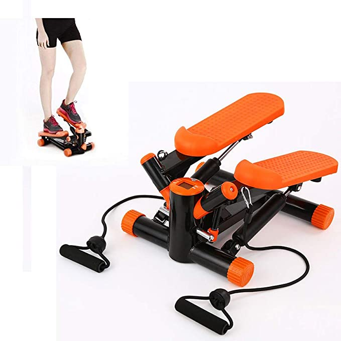 CHENGL Fitness Mini Stepper Stepping Swing Stepping Incluye ...