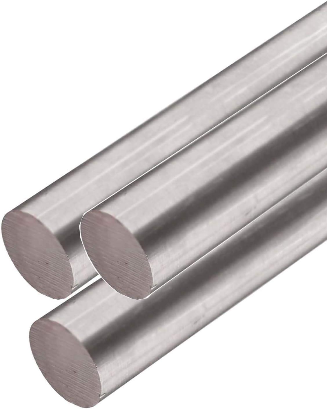 x 24 inches Online Metal Supply 12L14 CF Steel Round Rod 2.000 2 inch