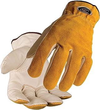 Black Stallion 91 Premium Grain Cowhide Work Gloves