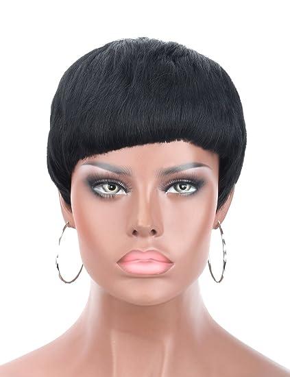 Pixie Cut Wigs for Black Women