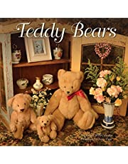 Teddy Bears 2019 Square Wall Calendar