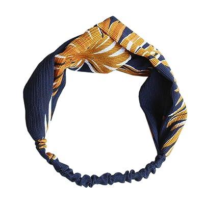 Bande à cheveux à la mode et à cosmétiques Bandeaux rétro Bohemia Headband G