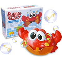 ZHENDUO Baby Bath Bubble Toy Bubble Crab Bubble Maker with Nursery Rhyme Bathtub Bubble Toys for Infant Baby Children Kids Happy Tub Time
