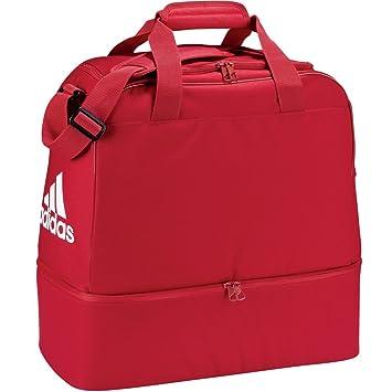 03e8d51f5e24c adidas Teambag mit Bodenfach - Medium - Sporttasche - F86722 - rot ...