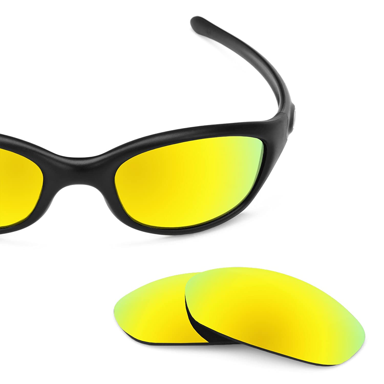 Revant Ersatzlinsen für Oakley Fives Squared Rauchgrau nk1S2yyY