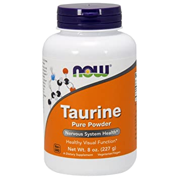 Taurine sexual benefits