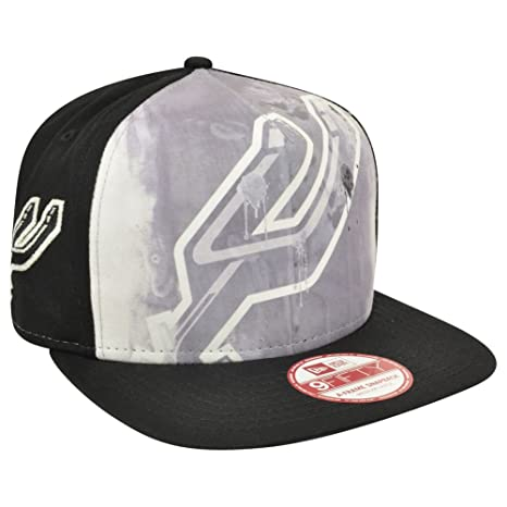 NBA New Era-Cappellino ad A San Antonio Spurs oltre Watercolor Cappello  Snapback