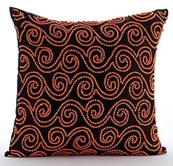 Amazon.com: The HomeCentric Handmade Brown Decorative ...