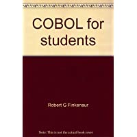COBOL for students: A programming primer (Winthrop computer systems series)