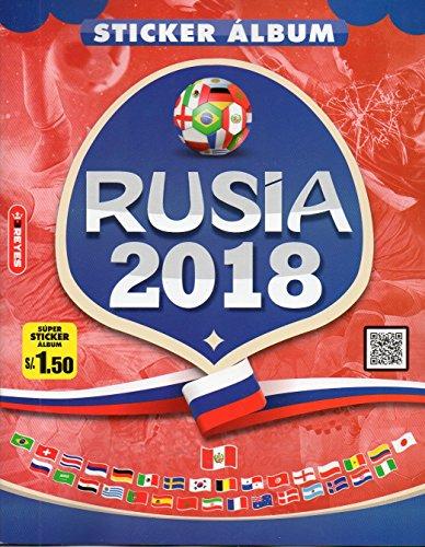 Album Mundial Futbol Rusia 2018 3 Reyes NAVARRETE FOOTBALL FIFA WORLD CUP RUSSIA 2018 STICKER PERUVIAN ALBUM