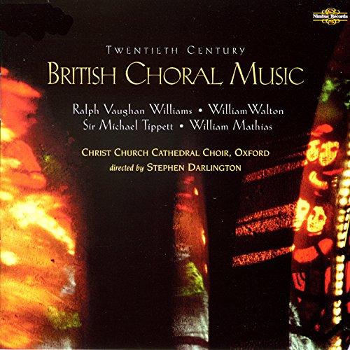 Twentieth Century British Choral Music