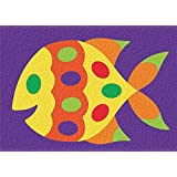 Lauri Crepe Rubber Puzzles - Fish