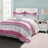 Lush Decor 3 Piece Franny Comforter Set, Twin - Best Reviews Guide
