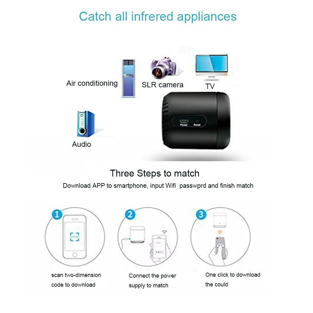 5d79701a18d Como controlar cualquier electrodoméstico con mando vía wifi ...