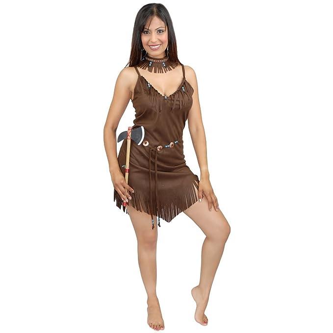 b428ef4ef67 Pocahontas Costume - Large - Dress Size 11-13