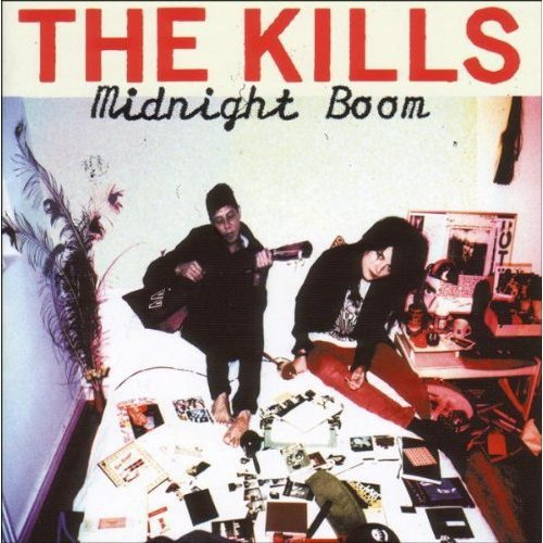 Vinilo : The Kills - Midnight Boom (United Kingdom - Import)