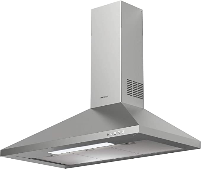 CAMPANA MEPAMSA GAVIA 90 INOX 650 m3/h: 164.05: Amazon.es: Grandes electrodomésticos