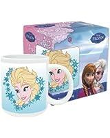 Disney La Reine des neiges Fille Tasse - blanc