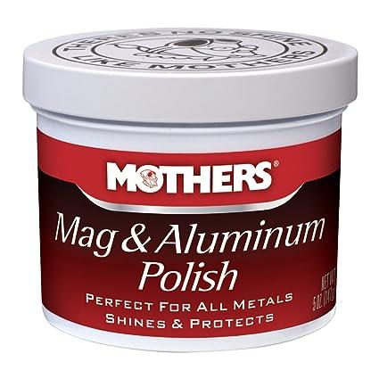Mothers Mothers mag & Aluminum Polish 5 OZ.