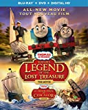 Thomas & Friends: Sodor's Legend of the Lost Treasure [Blu-ray] (Bilingual)