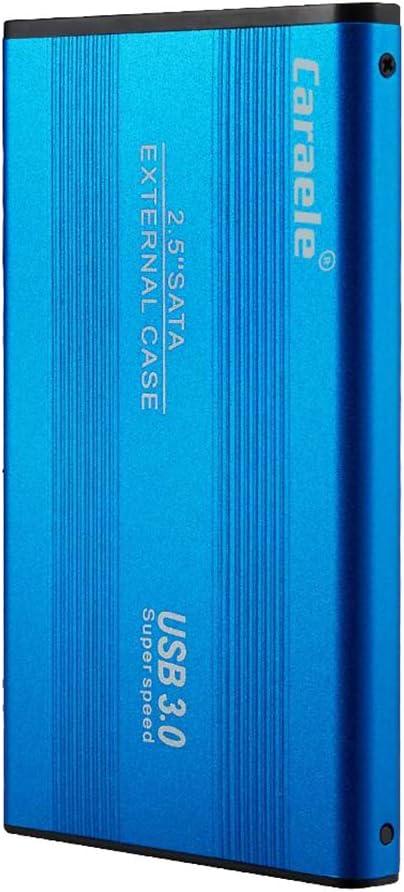 KESOTO ハードドライブ 外付け ポータブル USB3.0 2.5インチ HDDエンクロージャー - 2T