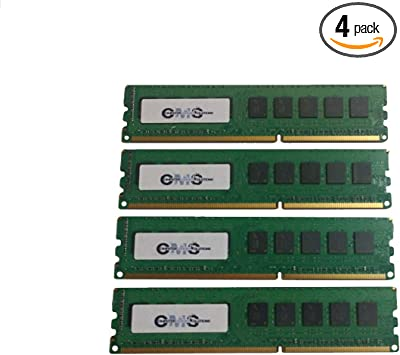 32Gb 4X8Gb B90 Ram Memory Compatible with Synology Diskstation Ds3615Xs for Servers OnlyBy CMS