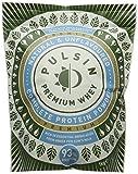 Pulsin Whey Protein Powder, Unflavoured, 1kg (Isolate)