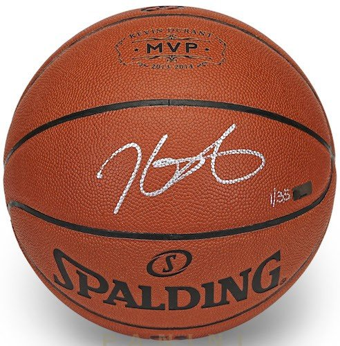 6e1b07ea875 Thunder Signed Basketball - Trainers4Me