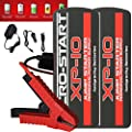 (2 PACK) Anti-gravity MICRO START XP-10HD Heavy Duty 600 Amp Car + DIESEL Jump Starter, Power Bank 18000 mAh, and Flashlight
