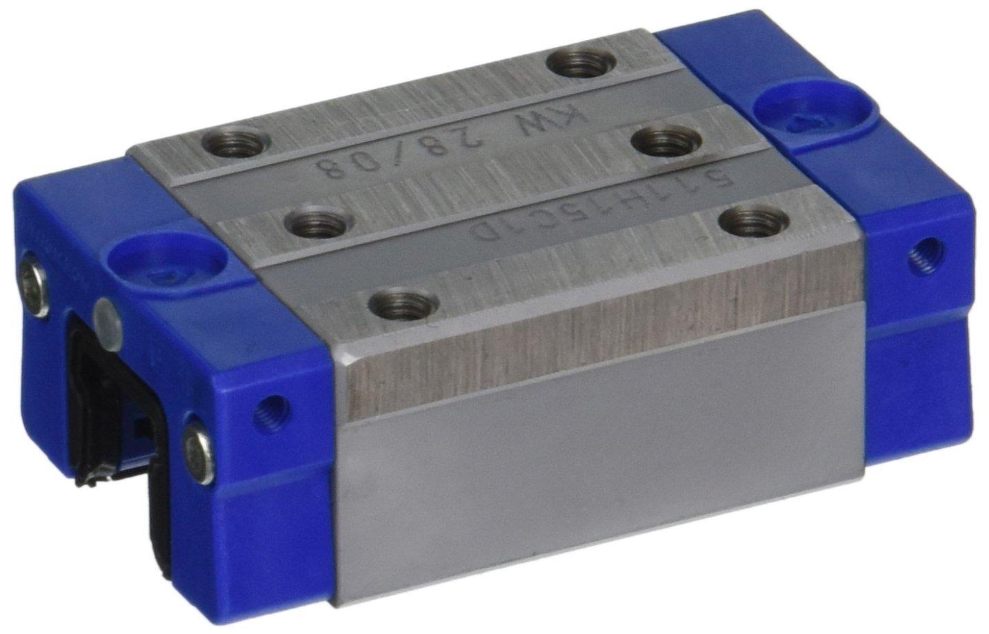 16mm Shaft Diameter Aluminum Thomson SRM16 Shaft Support Rail 600mm Length