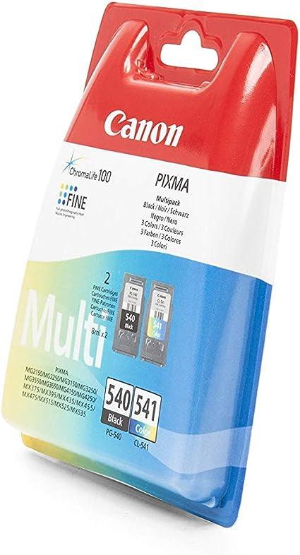 2 Cartuchos para Impresora para Canon Pixma MX395, MX 395 ...