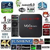 FR. DEC 27 Android 8.0 K V19 A95R TV BOX premium version UHD 4K 64Bit/Amlogic S905W Quad Core …
