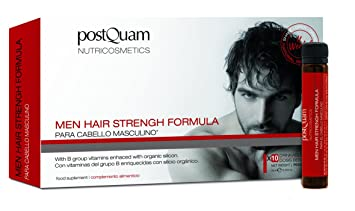 MEN HAIR strengh formula 10 x 25 ml