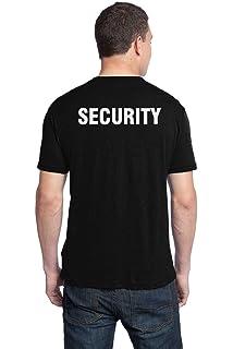 bf2c3b80 Amazon.com: Signature Depot Kids Funny T-Shirt (SECURITY) Youth Tee ...