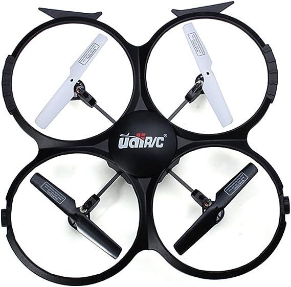 UDI U818A-HD 2.4GHz 4 CH 6 Axis Headless RC Quadcopter w/ HD Camera