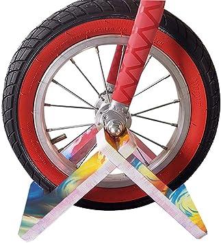 Kids Balance Bike Stand Soporte de pie portátil Plegable para ...