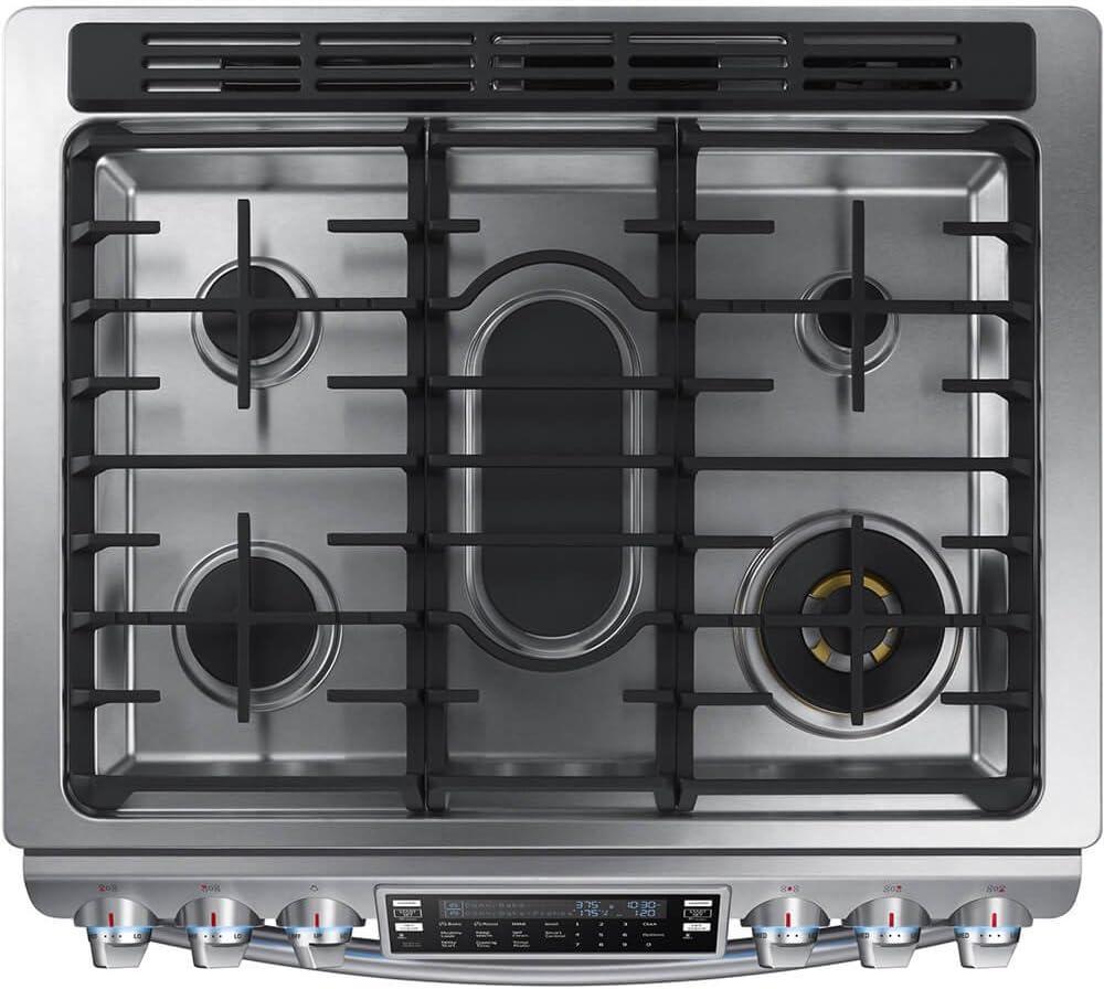 Amazon.com: Samsung Appliance nx58 K9850ss 30