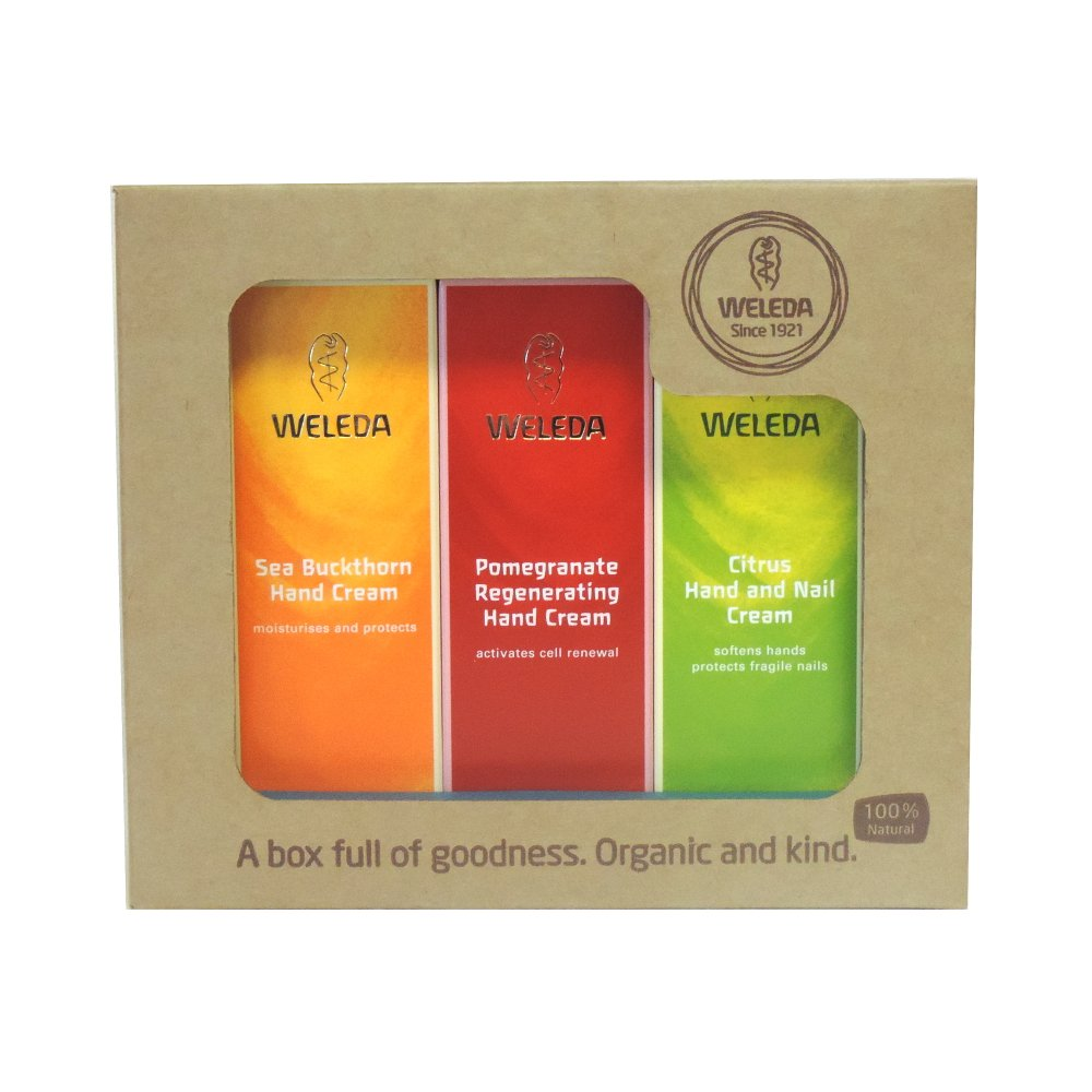 Weleda - Hand Cream Gift Pack - 150ml (Case of 8)