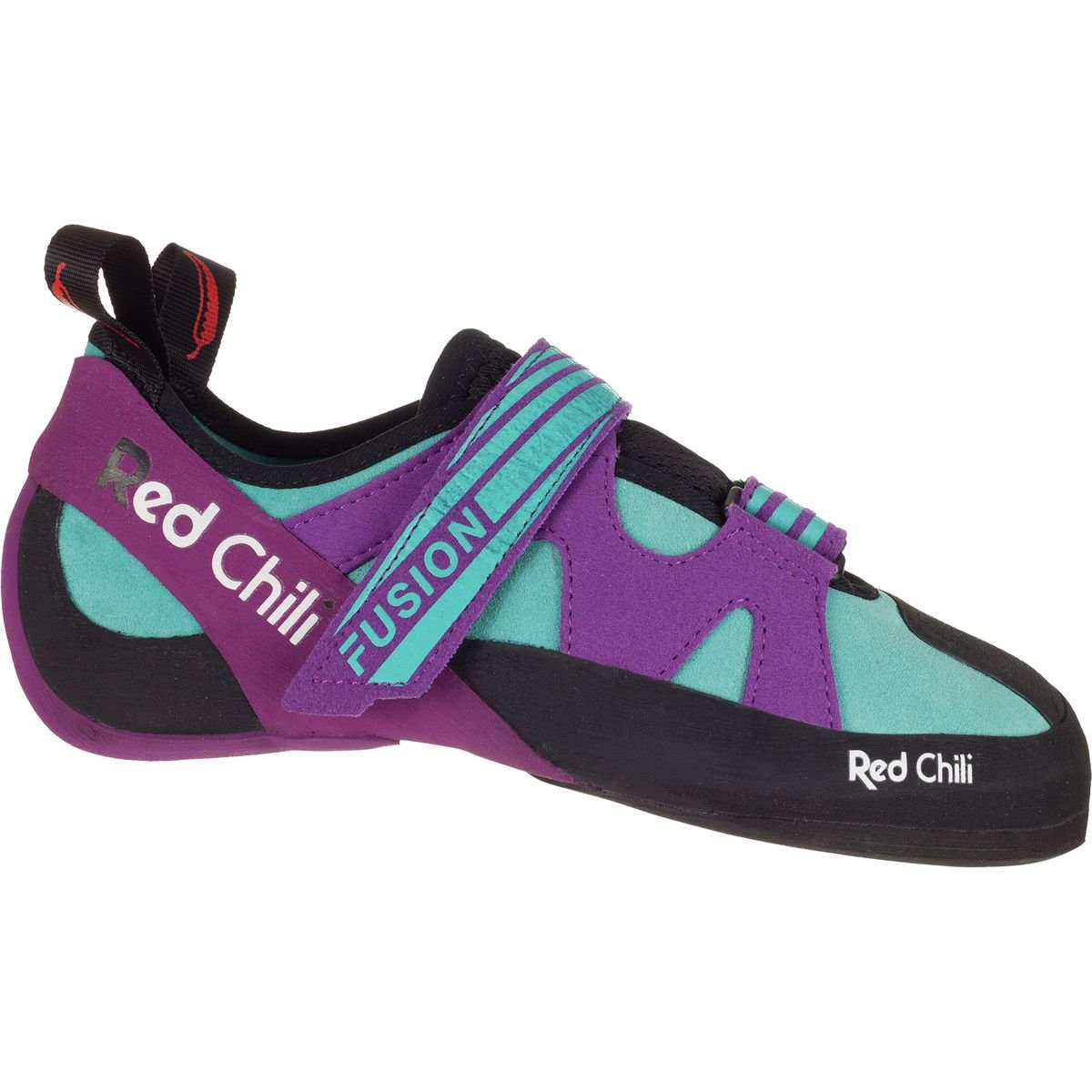 Red Chili Fusion VCR Climbing Shoe - Women's One Color, US 4.5/UK 3.0 by Red Chili