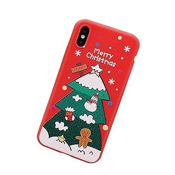 Weihnachtsbaum Fällen.Meigold Iphone Xr Handyhülle Weihnachtsbaum Silikon Handyhülle