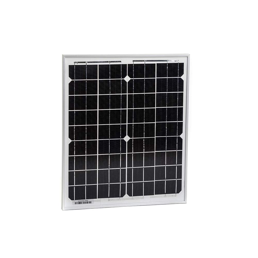 Solarpanel 12V Monokristalline Solarzellen 10W Solarkontor 10 Watt Solarmodul SK10MONO
