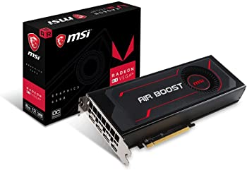 MSI AMD Radeon RX Vega 56 Air Boost 8GB Video Card + AMD Gift