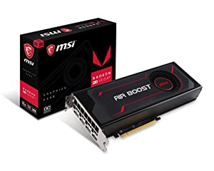 MSI Video Card Radeon RX Vega 56 Air Boost 8G OC