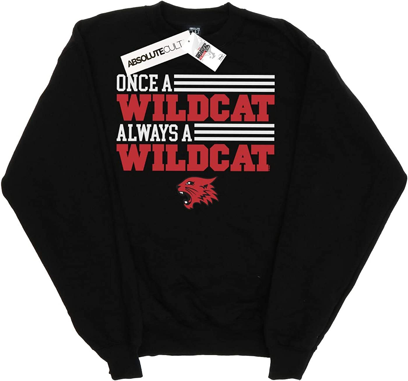 Disney Girls High School Musical The Musical Once A Wildcat Sweatshirt