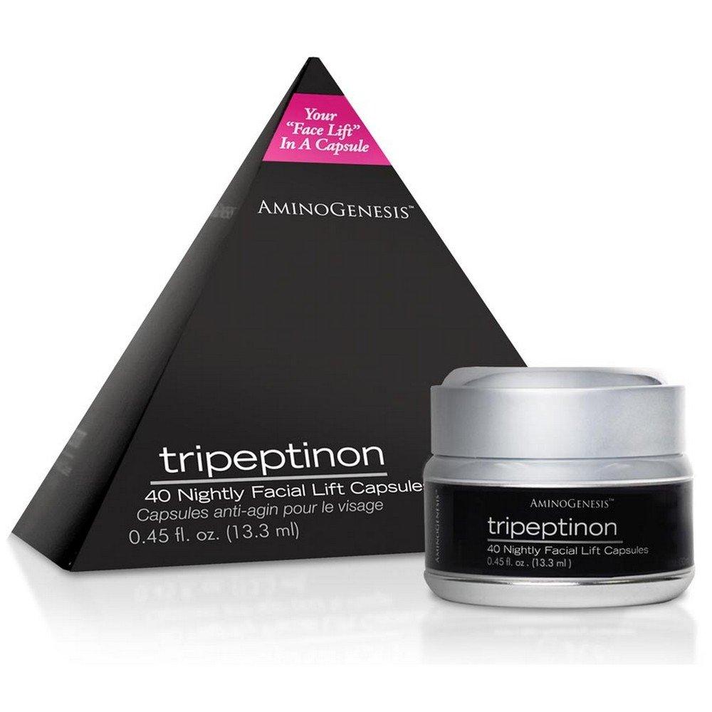 AminoGenesis Tripeptinon, 40 Capsules