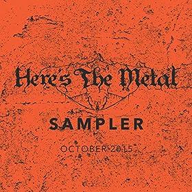 Here's the Metal Sampler - October 2015
