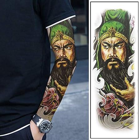 tzxdbh 5 Unids-Brazo Completo Tatuaje Tatuaje Apliques Tatuaje de ...
